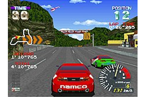 Ridge Racer - Wikipedia