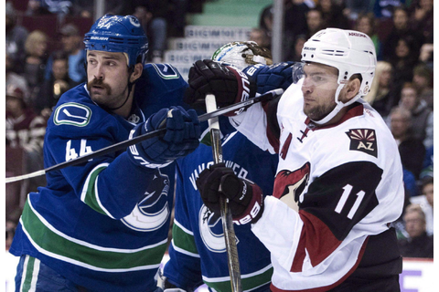 Canucks defenceman Gudbranson suspended one game for hit ...