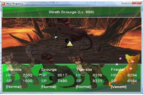 Wrath Scourge | Warrior Cats, the Game Wiki | FANDOM ...
