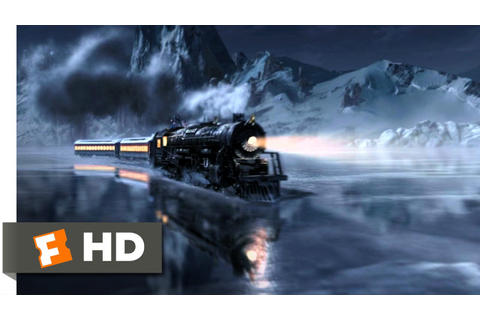 The Polar Express (2/5) Movie CLIP - Back on Track (2004 ...