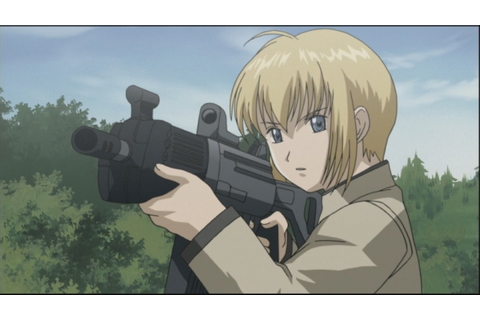 Gunslinger Girl - Internet Movie Firearms Database - Guns ...