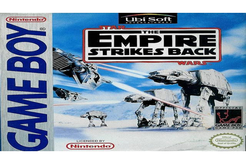 STAR WARS: THE EMPIRE STRIKES BACK - Game Boy Longplay ...