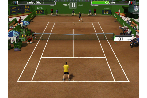 Virtua Tennis Challenge for iPhone - Download