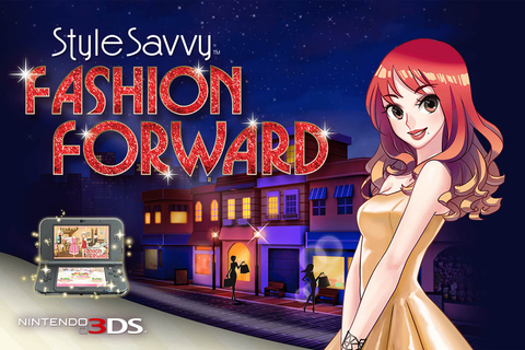 Style Savvy Fashion Forward for Nintendo 3DS — Building an ...