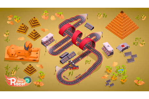Little Racer - All in! Games