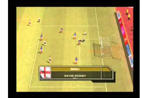 UEFA Euro 2004 (Playstation 2) - YouTube