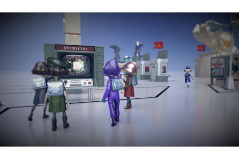 The Tomorrow Children (PS4 / PlayStation 4) Screenshots