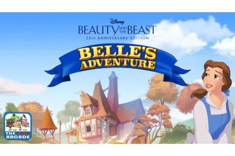 Beauty And The Beast: Belle's Adventure - Chapter 1: The ...