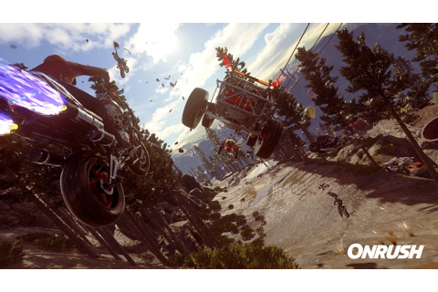 First gameplay revealed for ONRUSH - Maxi-Geek