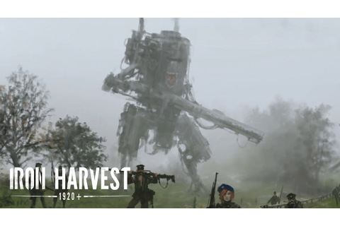 Iron Harvest - First Music Snippet - YouTube