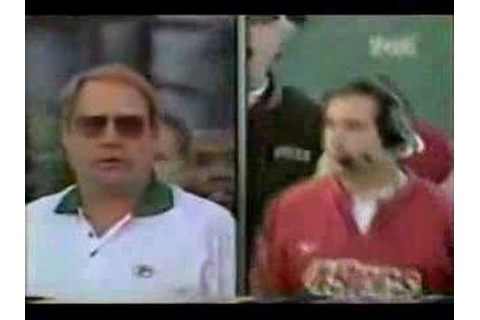 Young to T.O. vs. GB 1998 Wildcard Game - YouTube