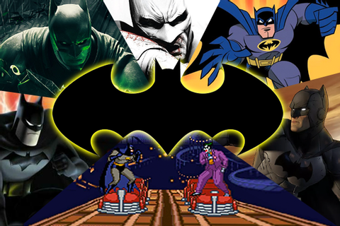 15 Best Batman Video Games - Ranked
