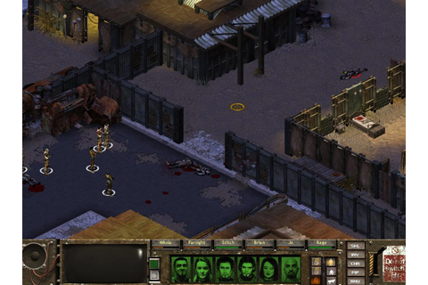 Fallout Tactics Game PC - Games Free FUll version Download