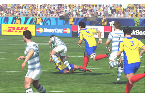 'Rugby World Cup 2011' (Xbox 360) - Gaming Review ...