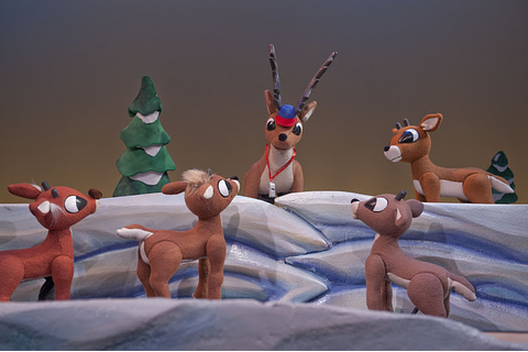 "PCW associates help bring ""Rudolph"" to life at the Center ..."