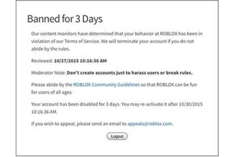 Roblox Wikia Terminated Users