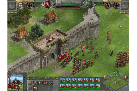 Download: Knights of Honor PC game free. Review and video ...