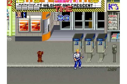 Crime Fighters (Arcade Game) - YouTube