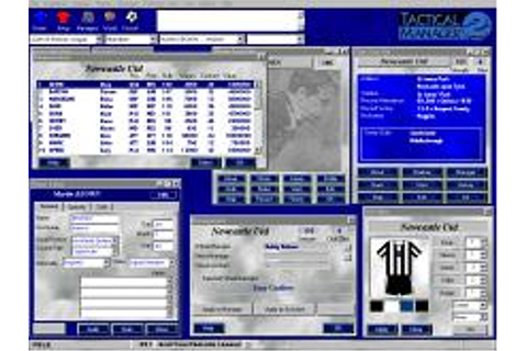 Tactical Manager 2 Download (2000 Sports Game)