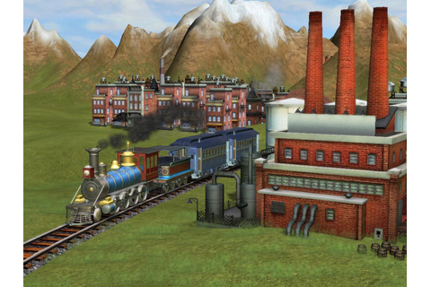 Sid Meier's Railroads! (PC CD): Amazon.co.uk: PC & Video Games