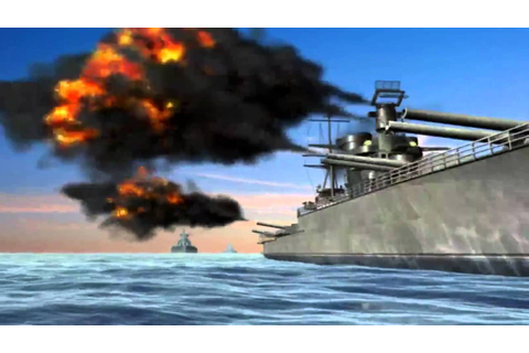 Battleship: Surface Thunder ~Intro - YouTube
