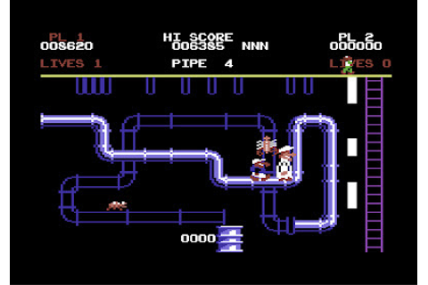 My all time favourite video games: Super Pipeline ...