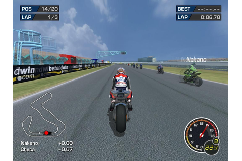 MotoGP 3 URT Free Download PC Games | PC Game Download ...