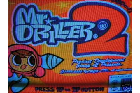 Mr. Driller 2 — StrategyWiki, the video game walkthrough ...