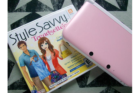 MooeyAndFriends: Game Review ♥ Style Savvy Trendsetters