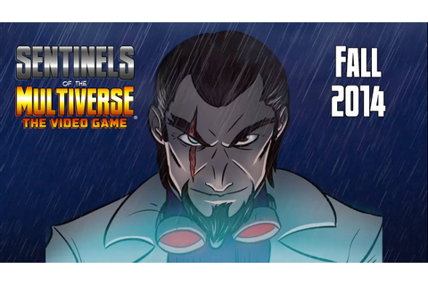 Sentinels of the Multiverse: The Video Game (Teaser ...