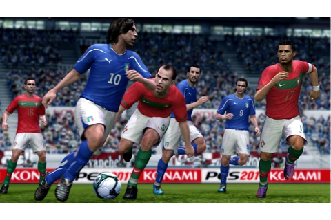 Download: Pro Evolution Soccer 2011 PC game free. Review ...