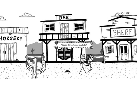 West Of Loathing Is A Wild West-Themed RPG Full Of ...