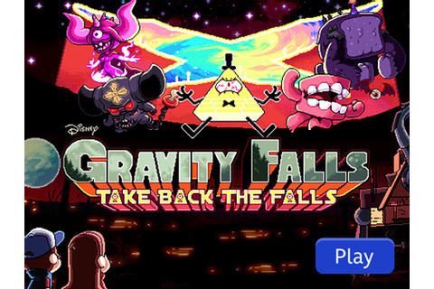 Gravity Falls | Official Site | Disney XD