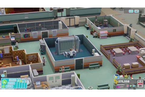 Two Point Hospital [PC] Building a Game with Personality ...
