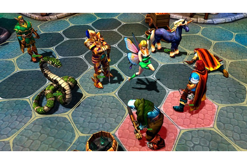 King's Bounty Legions game for windows 8