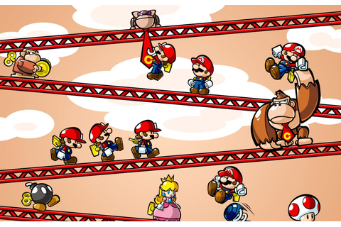 Mini Mario & Friends: Amiibo Challenge Announced For Wii U ...