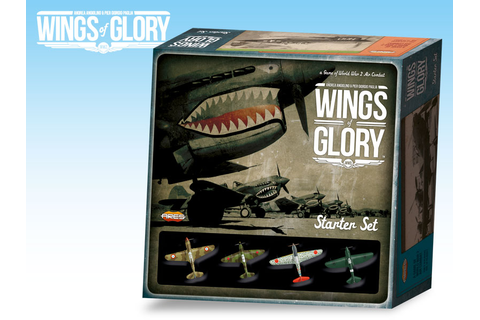 WGS001A – WW2 Wings of Glory Starter Set « Ares Games