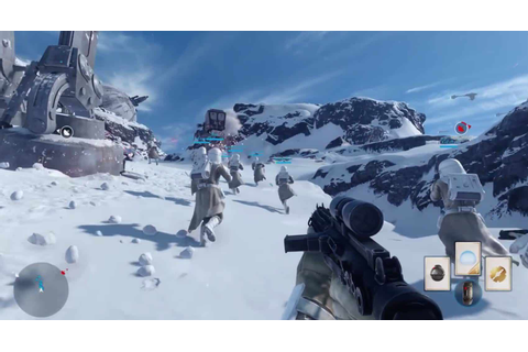 Star Wars Battlefront 1 - Games, Brrraaains & A Head ...