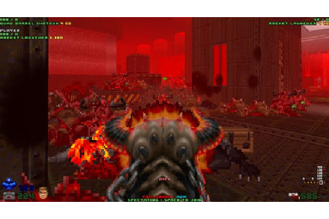 Doom II: Hell on Earth GAME MOD Complex Doom v.26a2 ...