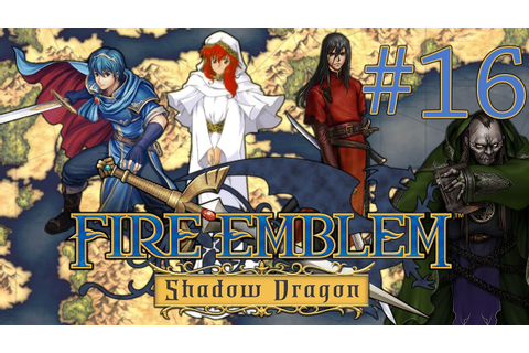 Fire Emblem: Shadow Dragon [Blind] - Kapitel 15: Oase der ...
