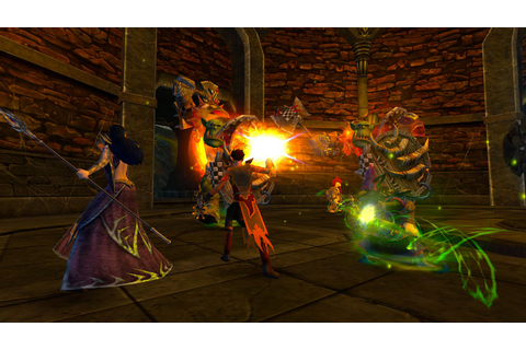 Fluxzy's Blog: Game Review - Warhammer Online: Wrath of Heroes