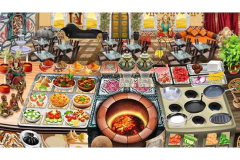 The Cooking Game | macgamestore.com