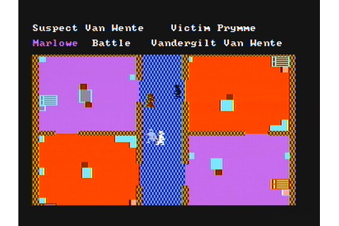 Murder on The Zinderneuf Download (1984 Adventure Game)