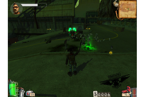 Evil Days: Pound of Ground (2009 video game)