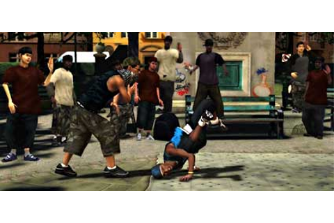 Breakdance Game Psp images