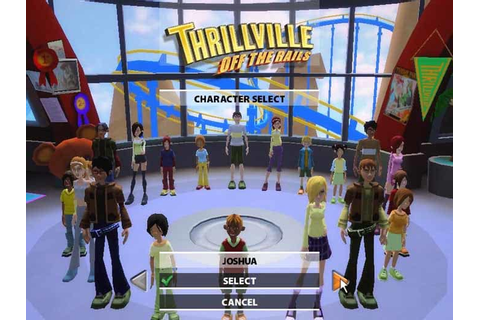 Thrillville: Off the Rails - Download
