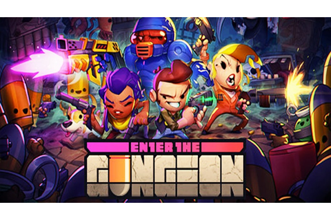 Enter the Gungeon on Nintendo Switch Review – Attack On Geek