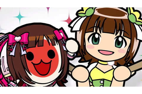 Idolmaster and Taiko Drum Master Crossover Game Revealed ...