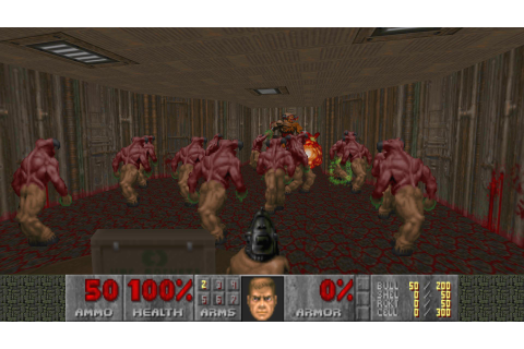 Gamerscoup.com PC Games Doom II: Hell on Earth page