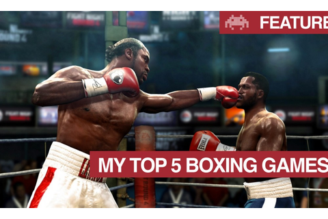 My Top 5 Boxing Games | Best Boxing Games | Gaming Blog